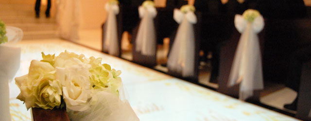 都内結婚式場