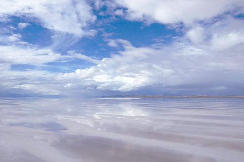 ウユニ塩湖の写真3
