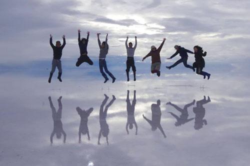 ウユニ塩湖の写真5