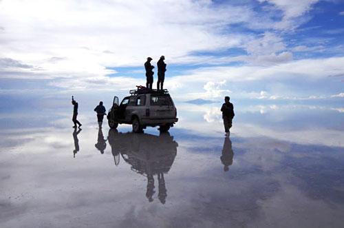 ウユニ塩湖の写真7