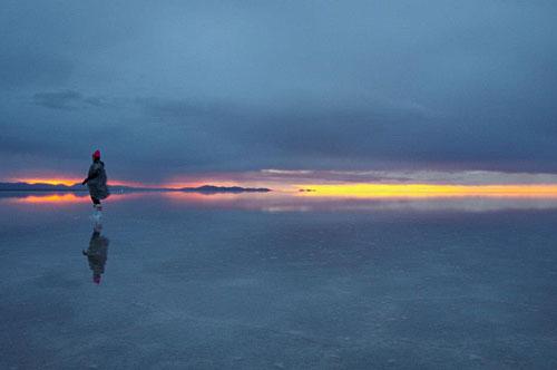 ウユニ塩湖の写真8