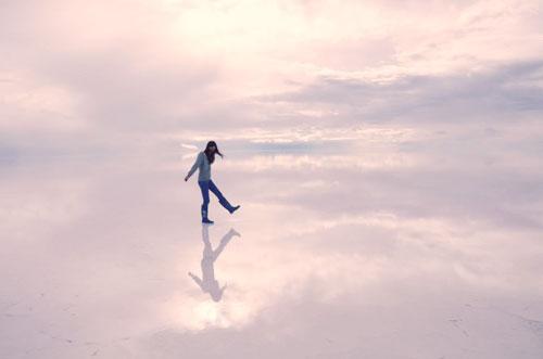 ウユニ塩湖の写真10