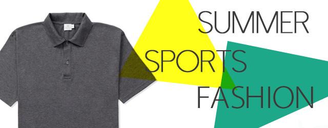 夏ファッションの定番!絶対失敗しないポロシャツブランド7選 メインイメージ