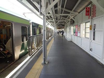 東急多摩川線[沼部駅]