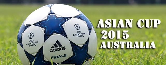 サッカーアジアカップ