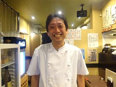 店長の佐藤さん
