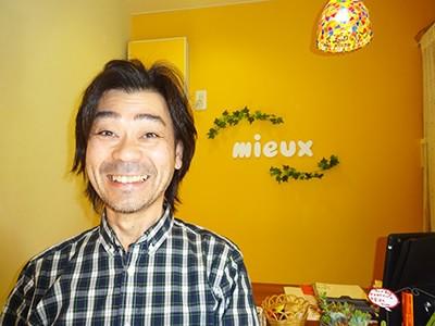 店長の横田さん